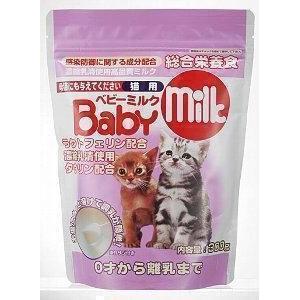 ニチドウ ベビーミルク猫用300g 信憑 買い取り ベビーミルク猫用 300g 子猫用 #w-105424 赤ちゃん 4975677013317 RC2104