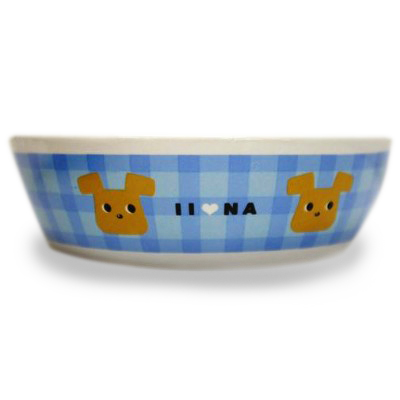 ペット健康製薬コーポレーション IINA はじめての陶器食器 / ペット健康製薬コーポレーション IINA はじめての陶器 食器 餌皿 / #w-122487[pm]
