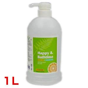キンペックス ハッピー&バスタイム 入浴液 ラベンダーの香り (1L) #w-122789