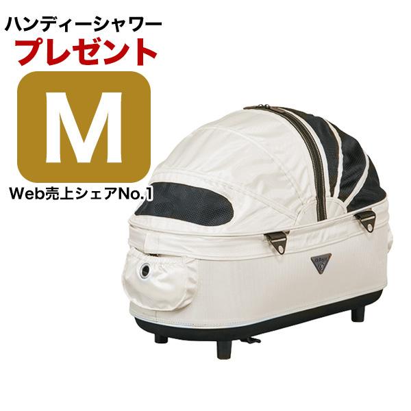 【正規品】エアバギー フォー ドッグ ドーム2 コット[Air Buggy for Dog DOME2 COT] 単品 ロイヤルミルク Mサイズ JAN:4562174246326 / #w-142857