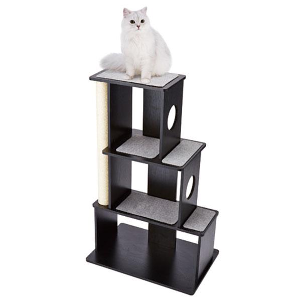 【あす楽】アドメイト[Add.Mate] ヴィラフォートキャットシェルフ 4903588250781#w-143970/ キャットタワー 猫タワー QQ80332