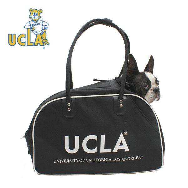【本日最終…最大57%オフ!新春セール】UCLA キャリー マディソンバッグ ボストンバッグ ブラック/UCLA DOG CARRY MADISON BAG キャリーバッグ 犬 防災セット