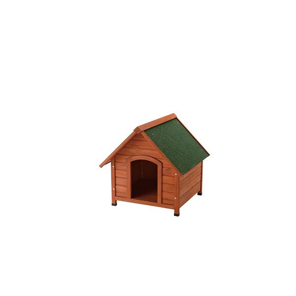 [リッチェル]Richell 木製犬舎 700 ドッグハウス 犬小屋 屋外 木製 4973655895719 #w-155178-00-00 犬用品 家具 犬小屋・犬舎