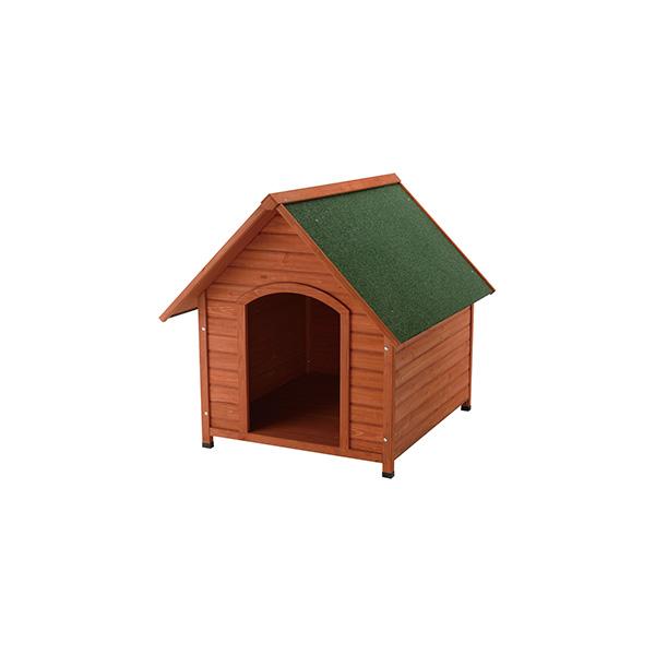 [リッチェル]Richell 木製犬舎 940 ドッグハウス 犬小屋 屋外 木製 4973655895917 #w-155180-00-00 犬用品 家具 犬小屋・犬舎