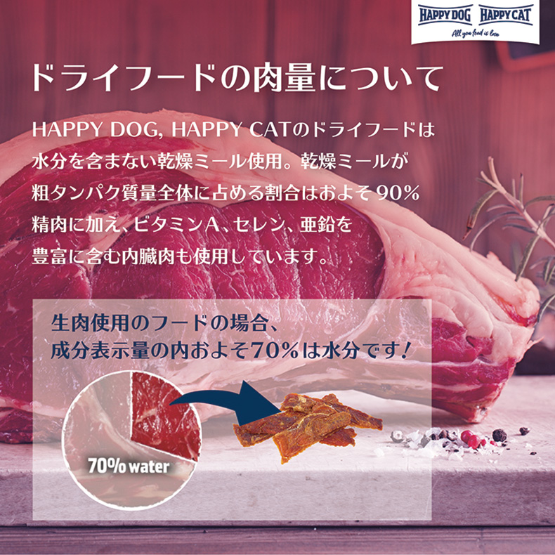 [ハッピーキャット]HAPPY CAT センシティブ グレインフリー レンティア 1.4kg /成猫~シニア猫 ワールドプレミアム キャットフード 4001967081138 #w-157532-00-00