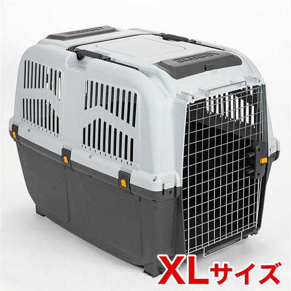 ダッドウェイ ペット・ケージ SKUDOイアタ サイズ6 XLサイズ / 犬 猫 キャリー コンテナ 通院 非難 災害 旅行 8022967045070 #w-157895-00-00