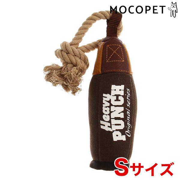 GiGwi[ギグウィ] ヘビーパンチ サンドバッグ Sサイズ / ロープ 犬 おもちゃ 人形 0846295080347 #w-158022-00-00