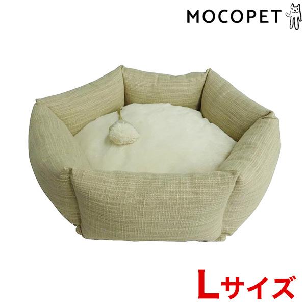 [トップズー]TopZoo バスケットフラワー クラシック Lサイズ / 犬用 ベッド 3760055927109 #w-160482-00-00