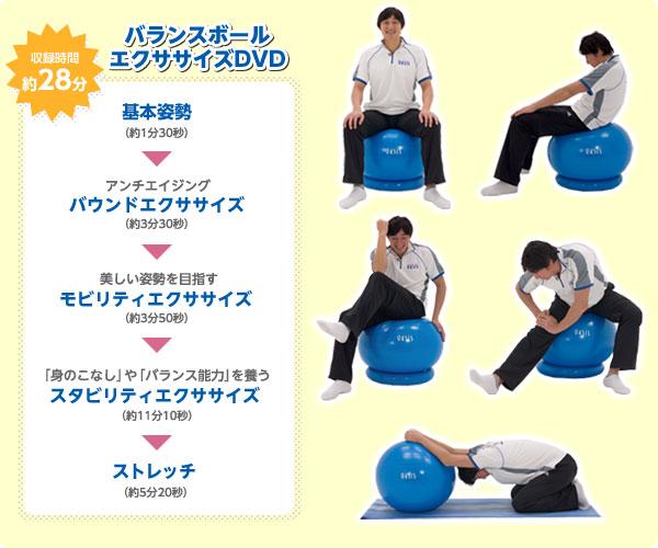Balance Ball Dvd: 109oasis: Balance Ball 65 Cm Ring (workout DVD & With A