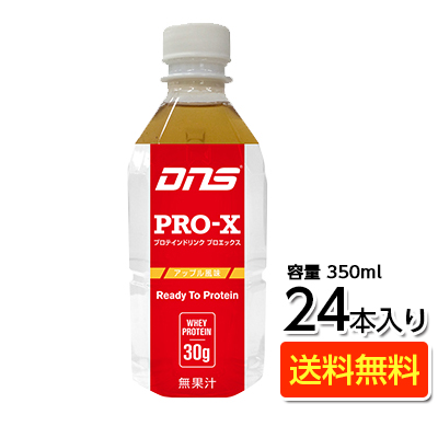 Entering DNS, Pro-X (professional X) one case 24