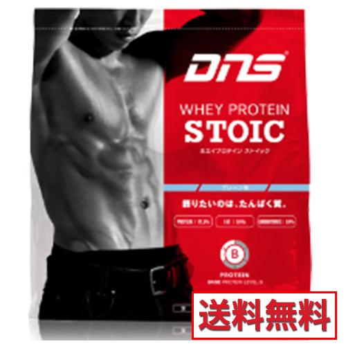 DNS whey protein stoic 1 kg plain flavor (Stoic)