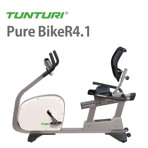 TUNTURI Pure Bike R4.1 リカンベントバイク