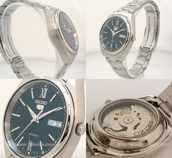 Seiko 5 SEIKO5 reverse model vol. SNXA21 mens