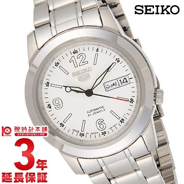 【店内最大37倍!28日23:59まで】セイコー 逆輸入モデル SEIKO5 機械式(自動巻き) SNKE57J1 [海外輸入品] メンズ 腕時計 時計