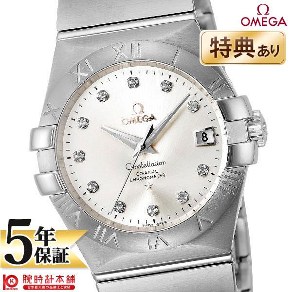 【ショッピングローン24回金利0%】オメガ コンステレーション OMEGA 123.10.35.20.52.001 [海外輸入品] メンズ 腕時計 時計