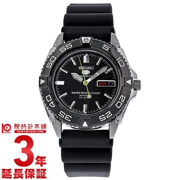 【店内最大37倍!28日23:59まで】セイコー5 逆輸入モデル SEIKO5 5スポーツ 100m防水 機械式(自動巻き) SNZB23J2 [海外輸入品] メンズ 腕時計 時計