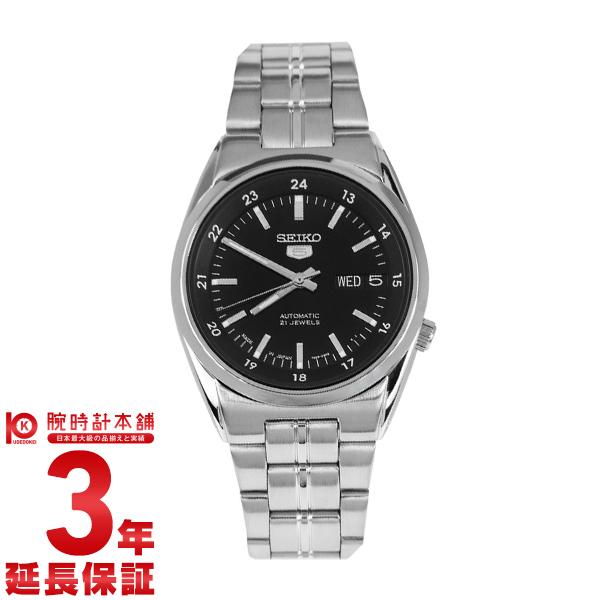 【店内最大37倍!28日23:59まで】セイコー5 逆輸入モデル SEIKO5 機械式(自動巻き) SNK567J [海外輸入品] メンズ 腕時計 時計