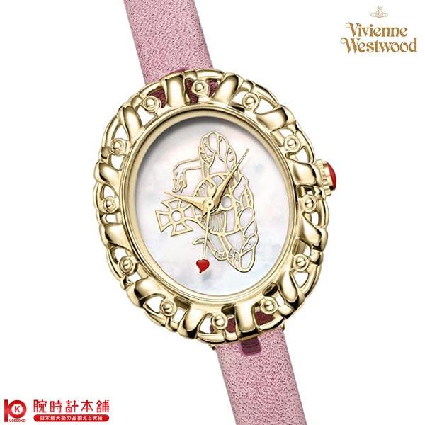 ヴィヴィアン 時計 ヴィヴィアンウエストウッド ロココ VV005CMPK [海外輸入品] レディース 腕時計 時計