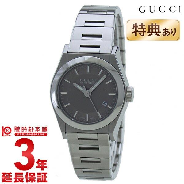 【ショッピングローン24回金利0%】グッチ GUCCI パンテオン YA115509LSS-BRW [海外輸入品] レディース 腕時計 時計【あす楽】