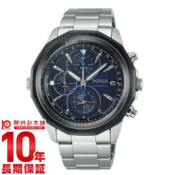 セイコー ワイアード WIRED ザ・ブルー AGAW420 [正規品] メンズ 腕時計 時計