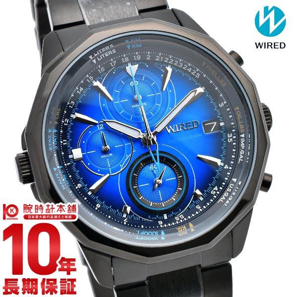 【店内ポイント最大43倍&最大2000円OFFクーポン!9日20時から】セイコー ワイアード WIRED ザ・ブルー AGAW421 [正規品] メンズ 腕時計 時計
