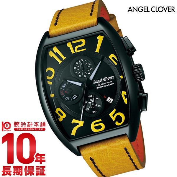 【店内最大37倍!28日23:59まで】エンジェルクローバー 時計 AngelClover ダブルプレイ DP38BYEYE [正規品] メンズ 腕時計