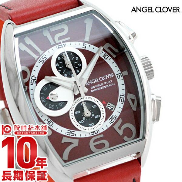 エンジェルクローバー 時計 AngelClover ダブルプレイ DP38SRERE [正規品] メンズ 腕時計【あす楽】