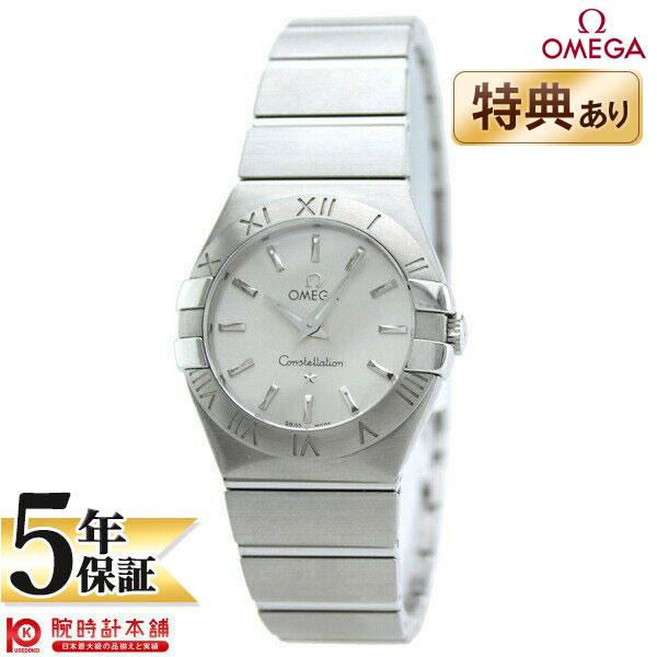 【ショッピングローン24回金利0%】オメガ コンステレーション OMEGA 123.10.27.60.02.001 [海外輸入品] レディース 腕時計 時計