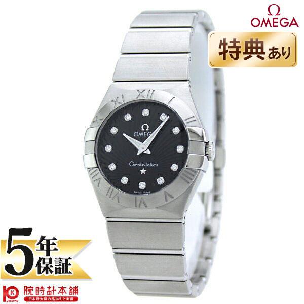 【ショッピングローン24回金利0%】オメガ コンステレーション OMEGA 123.10.27.60.51.001 [海外輸入品] レディース 腕時計 時計