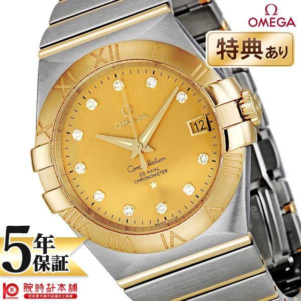 【ショッピングローン24回金利0%】オメガ コンステレーション OMEGA 123.20.35.20.58.001 [海外輸入品] メンズ 腕時計 時計【あす楽】