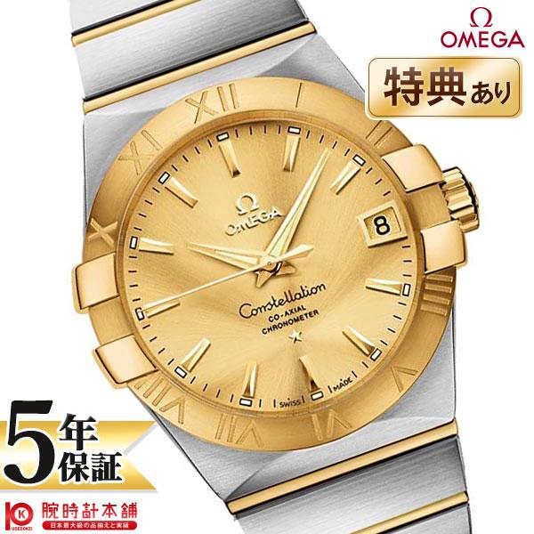 【ショッピングローン24回金利0%】オメガ コンステレーション OMEGA 123.20.38.21.08.001 [海外輸入品] メンズ 腕時計 時計