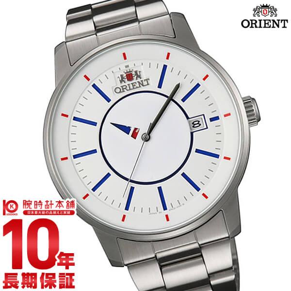 オリエント ORIENT スタイリッシュ&スマート ディスク WV0771ER [正規品] メンズ 腕時計 時計