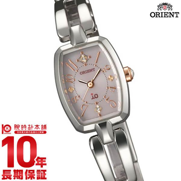 【店内最大37倍!28日23:59まで】オリエント ORIENT イオ スイートジュエリー ソーラー WI0131WD [正規品] レディース 腕時計 時計