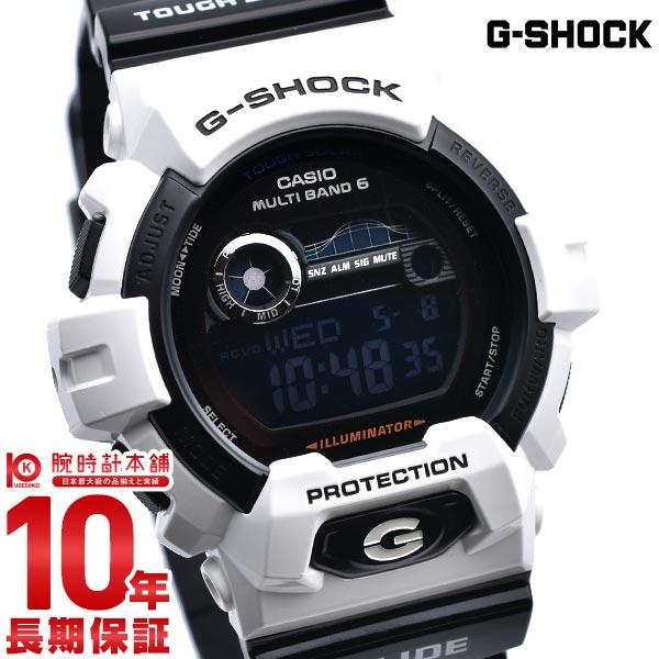 最大1200円割引クーポン対象店 カシオ Gショック G-SHOCK G-LIDE ジーライド タフソーラー 電波時計 MULTIBAND 6 GWX-8900B-7JF [正規品] メンズ 腕時計 時計