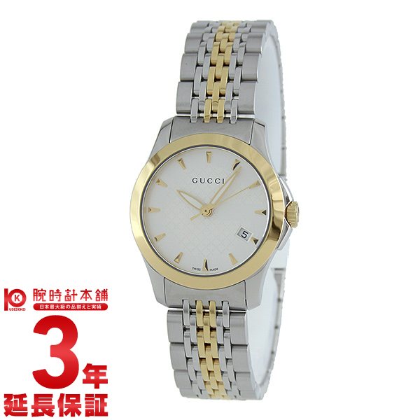 【ショッピングローン24回金利0%】グッチ GUCCI Gタイムレス YA126511 [海外輸入品] レディース 腕時計 時計
