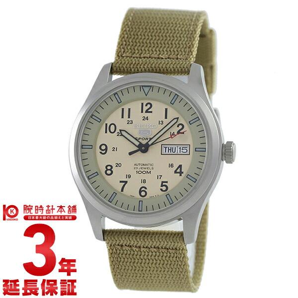 セイコー5 逆輸入モデル SEIKO5 5スポーツ 100m防水 機械式(自動巻き) SNZG07K1 [海外輸入品] メンズ 腕時計 時計