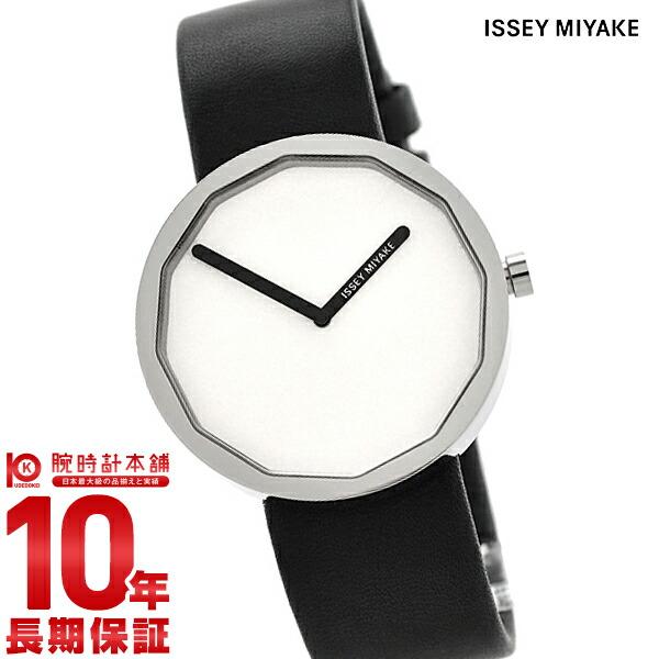 イッセイミヤケ 時計 メンズ ISSEYMIYAKE トゥエルブ SILAP001 [正規品] 【24回金利0%】