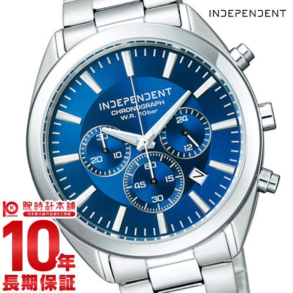 【店内ポイント最大43倍&最大2000円OFFクーポン!9日20時から】インディペンデント INDEPENDENT クロノグラフ BR1-412-71 [正規品] メンズ 腕時計 時計