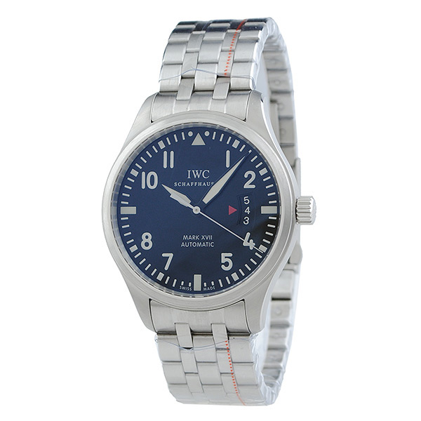 Horology company IWC mark 17 Mark XVII IW326504 mens watch #104251