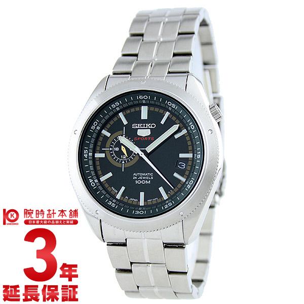 セイコー 逆輸入モデル SEIKO5 100m防水 機械式(自動巻き) SSA063J1 [海外輸入品] メンズ 腕時計 時計