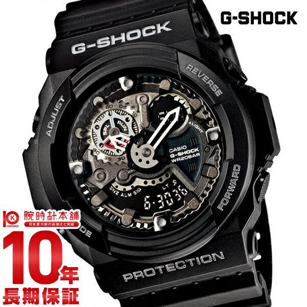 カシオ Gショック G-SHOCK ビッグケースシリーズ GA-300-1AJF [正規品] メンズ 腕時計 時計(予約受付中)