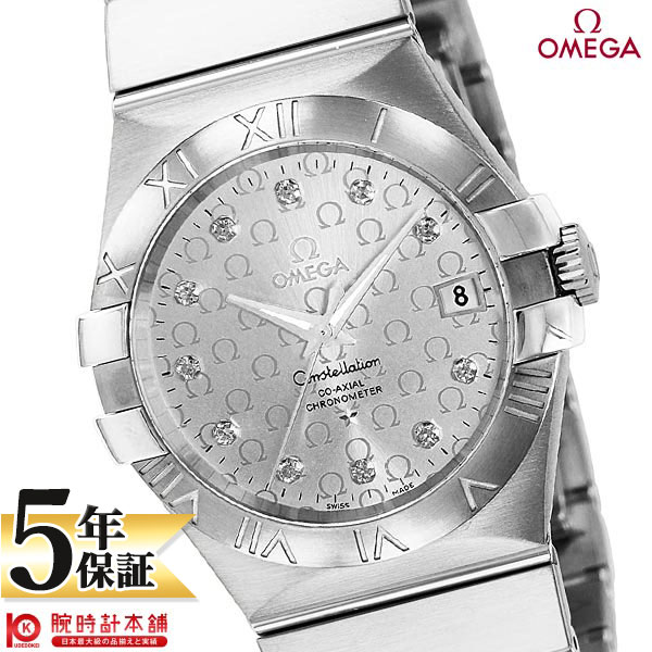 【ショッピングローン24回金利0%】オメガ コンステレーション OMEGA 123.10.35.20.52.002 [海外輸入品] メンズ 腕時計 時計【あす楽】