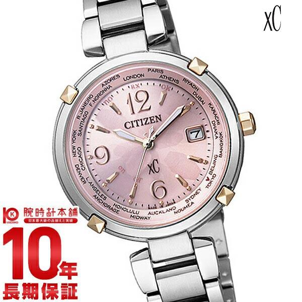 シチズン クロスシー XC ソーラー おしゃれ プレゼント EC1044-55W [正規品] レディース 腕時計 時計【24回金利0%】