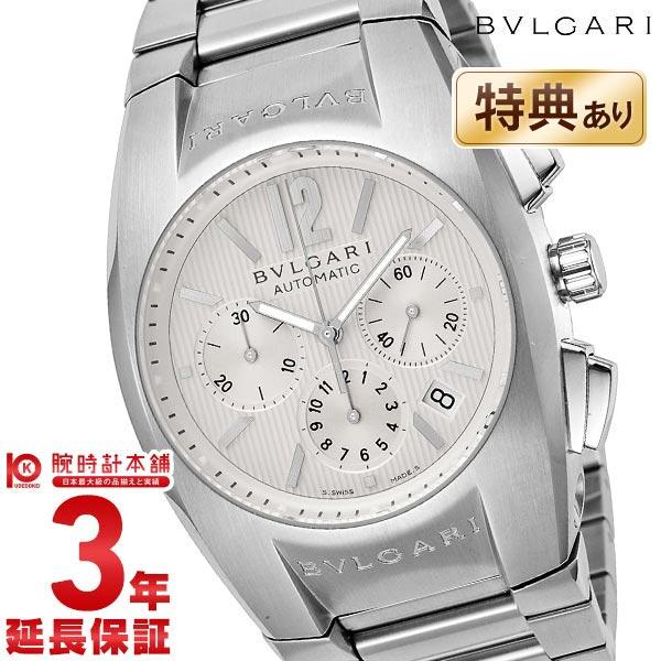 【ショッピングローン24回金利0%】ブルガリ BVLGARI エルゴン EG40C6SSDCH [海外輸入品] メンズ 腕時計 時計