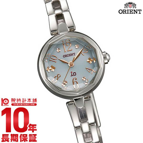 オリエント ORIENT イオ スイートジュエリー2ソーラー WI0181WD [正規品] レディース 腕時計 時計