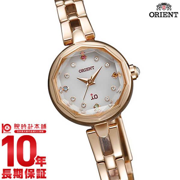 オリエント ORIENT イオ スイートジュエリー2 マスコミモデル ソーラー WI0201WD [正規品] レディース 腕時計 時計
