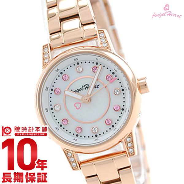 【店内最大37倍!28日23:59まで】エンジェルハート 腕時計 AngelHeart トゥインクルハート TB26PG [正規品] レディース 時計