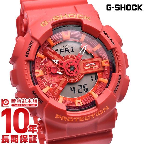 カシオ Gショック G-SHOCK Blue and Red Series GA-110AC-4AJF [正規品] メンズ 腕時計 時計