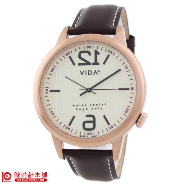 ヴィーダプラス VIDA+ ヒュージホール 45905 [正規品] メンズ 腕時計 時計