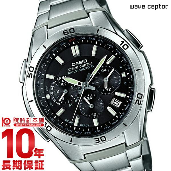 カシオ ウェブセプター WAVECEPTOR ウェーブセプター WVQ-M410DE-1A2JF [正規品] メンズ 腕時計 時計(予約受付中)
